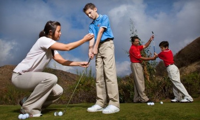 Planet Golf Miami - Glenvar Heights: $99 for Three Private 30-Minute Golf Lessons at Planet Golf Miami ($225 Value)