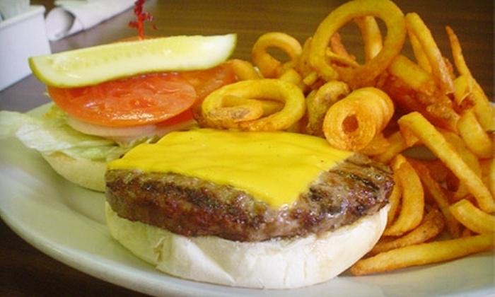 Wayne's Brick City Cafe - Ocala: $5 for $10 Worth of Diner Fare at Wayne's Brick City Cafe