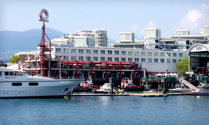 Lonsdale Quay Hotel - North Vancouver: One- or Two-Night Stay with Breakfast at Lonsdale Quay Hotel in Greater Vancouver