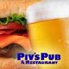 57% Off at Piv's Piv's Pub & Restaurant in Cockeysville