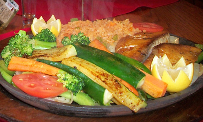 Ahuuas Mexican Restaurant - Highlands/Perkins: Mexican Fare and Drinks for Two, Four, or Six at Ahuuas Mexican Restaurant