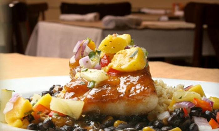 Red Cedar Grill - Williamston: $20 for $40 Worth of Upscale American Fusion Fare at Red Cedar Grill in Williamston