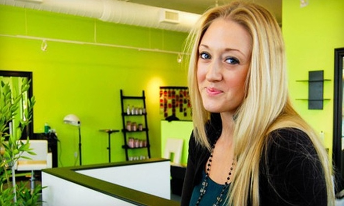 Studio Green - Nashville: $150 for an Organic Keratin and Protein Hair Treatment at Studio Green ($300 Value)