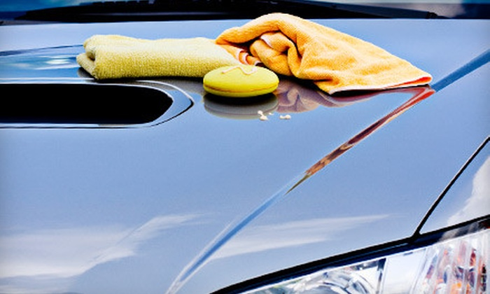 Hand Car Wash Of Palm Desert Inc - Palm Desert: One or Three Super Car-Wash Packages at Hand Car Wash Of Palm Desert Inc (Up to 54% Off)