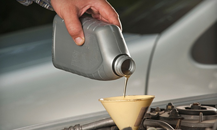 Family Auto Service - Baldwin: Oil-Change Package or Oil-Change Package with NYS Inspection at Family Auto Service in Baldwin