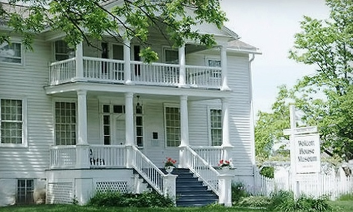 Wolcott House Museum Complex - Maumee: $5 for Two Adult Tickets to the Wolcott House Museum Complex in Maumee