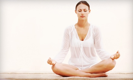 10-Class Punch Card for Yoga (a $150 value) - Serenity Salon & Day Spa in Wallingford