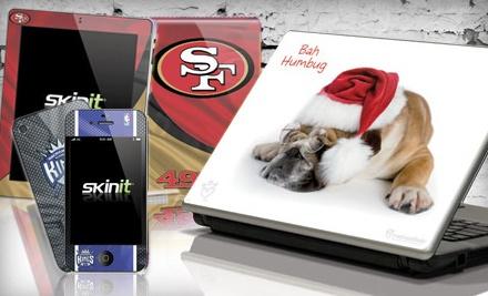 $30 Groupon to Skinit.com - Skinit.com in