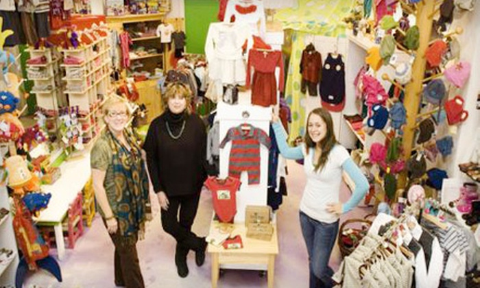 Zap…Oh! - Nob Hill: $20 for $40 Worth of Children's Apparel at Zap…Oh!