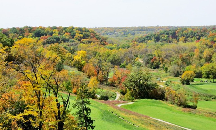 Honey Creek Golf Club - Worth: $22 for an 18-Hole Round of Golf for One Person with Cart at Honey Creek Golf Club (Up to $44 Value)