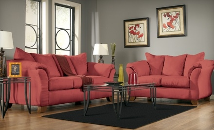 $100 Groupon to Ashley Furniture HomeStore - Ashley Furniture HomeStore in Appleton