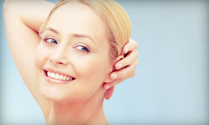 Aqua Medical Spa - Mississauga: $99 for Consultation and Up to 20 Units of Injectable Cosmetic Treatment at Aqua Medical Spa (Up to $200 Value)