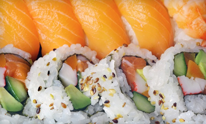 Sakura Sushi - East Bench: Sushi and Japanese Cuisine for Lunch or Dinner at Sakura Sushi