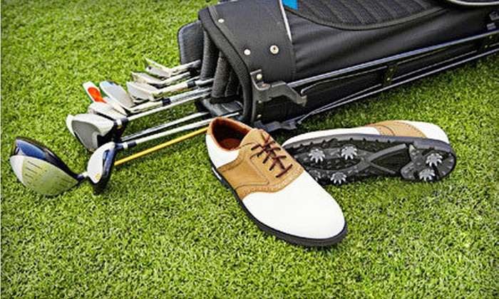 Miami Golf Store - Downtown Miami: Golf Equipment and Accessories from Miami Golf Store (Up to 60% Off). Two Options Available.