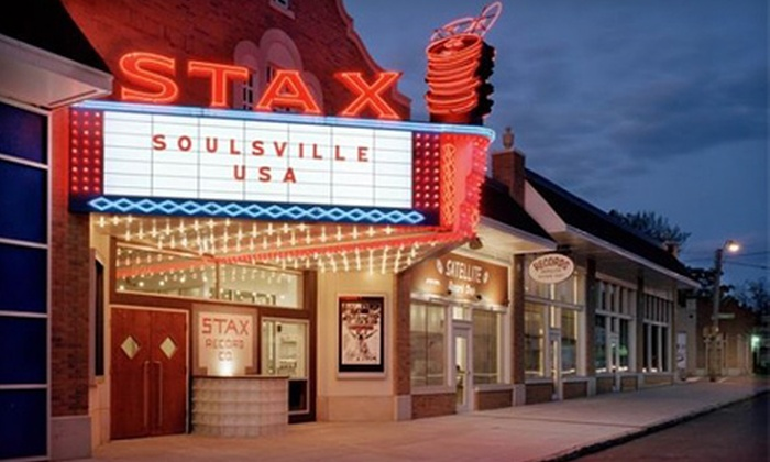 Stax Museum of American Soul Music - Destiny Unlimited: $12 for Outing for Four to Stax Museum of American Soul Music (Up to $48 Value)