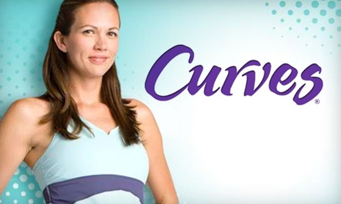 Curves - Multiple Locations: $15 for a One-Month Membership and Weight-Management Classes at Curves ($56 Value)