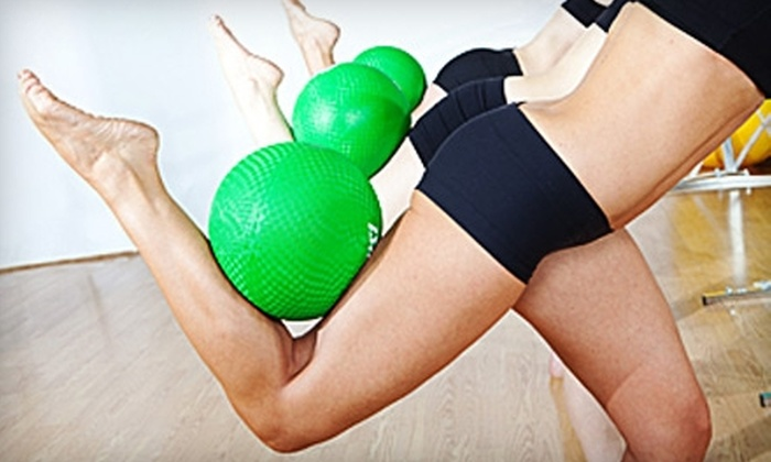 The Pilates Body - Gig Harbor: $50 for One Month of Unlimited Booty Barre Classes at The Pilates Body in Gig Harbor ($100 Value)