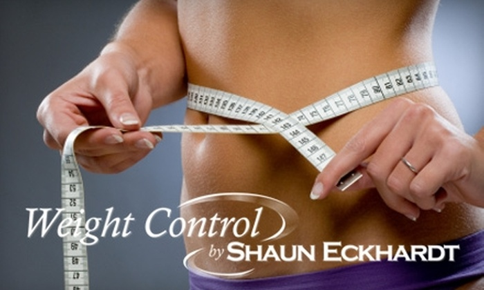 Weight Control by Shaun Eckhardt - Neartown/ Montrose: $50 for Five Personal Training Sessions, a Nutrition Consultation, and Access to Private Workout Facilities from Weight Control by Shaun Eckhardt ($400 Value)