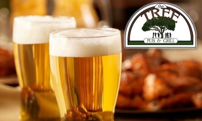 The Tree on Peachtree Pub & Grill - Chamblee: $10 for $30 Worth of Pub Fare and Drinks at The Tree on Peachtree Pub & Grill