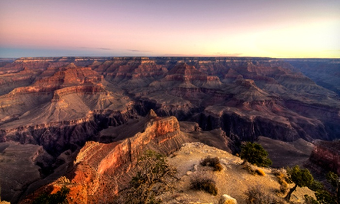 Great Venture Tours - Camelback East: Grand Canyon Deluxe Tour for One, Two, or Four from Great Venture Tours (Up to 44% Off)