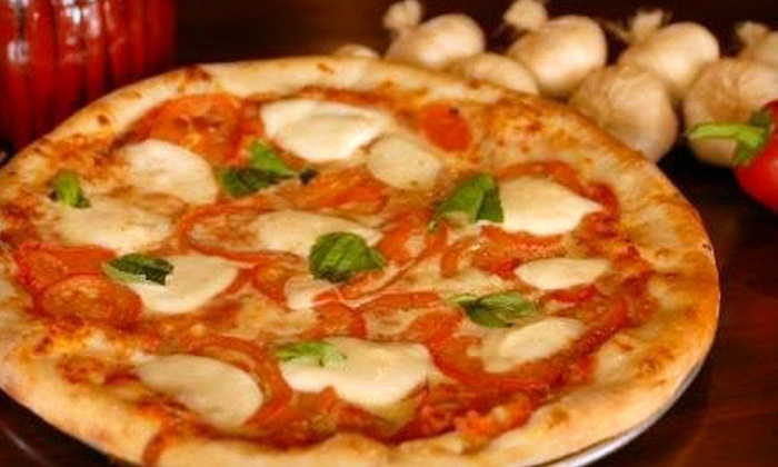 Russo's New York Pizzeria - Midtown: $10 for $20 Worth of New York-Style Pizza at Russo's New York Pizzeria
