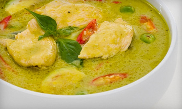 Herbal Thai - Lincolnia: Dinner for Two or Four at Herbal Thai in Silver Spring (Half Off)