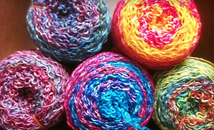 Heritage Spinning & Weaving: $25 Worth of Spinning, Crocheting, and Knitting Classes - Heritage Spinning & Weaving in Lake Orion