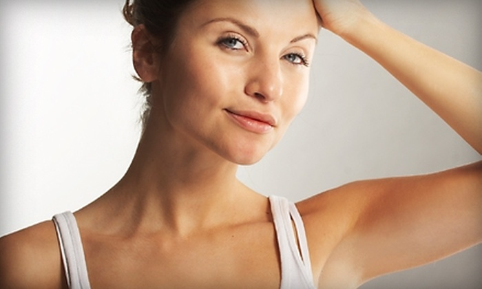 Orchid Aesthetics Medical Spa - Upper West Side: $99 for Three Laser Hair-Removal Sessions at Orchid Aesthetics Medical Spa (Up to $750 Value)