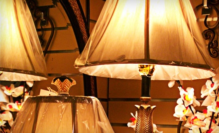 $55 Groupon to Platinum Lighting Concepts - Platinum Lighting Concepts in Cranberry Township