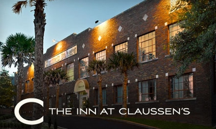 The Inn at Claussen's - Shandon: $85 for a One-Night Stay, Bottle of Wine, and Chocolate-Covered Strawberries at The Inn at Claussen's (Up to a $179 Value)
