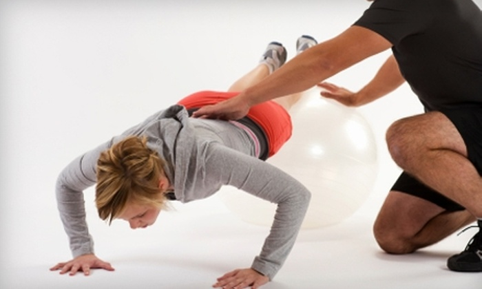 Trainer 2 You - Augusta: $37 for a One-Hour In-Home Personal-Training Session from Trainer 2 You ($75 Value)