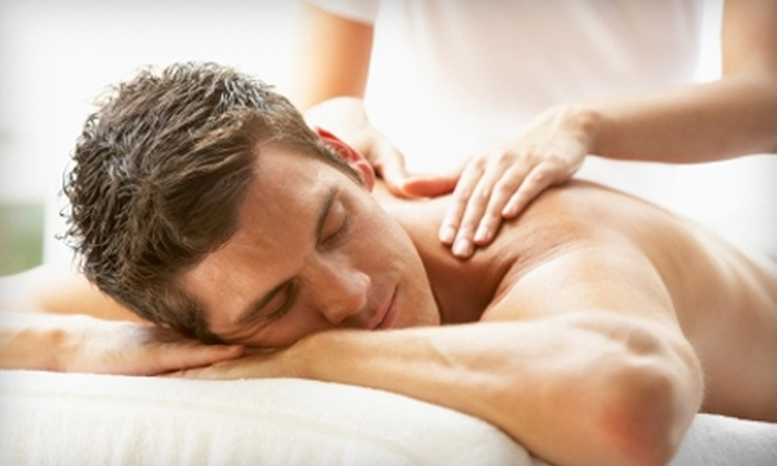 Naturally Balanced Living - Streetsboro: $30 for a Combination Massage at Naturally Balanced Living