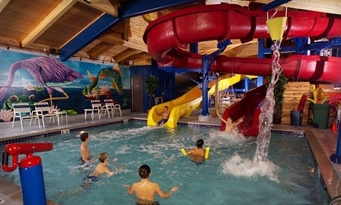 AmericInn Ashland - Ashland: $99 for Overnight Accommodation, Water-Park Entry, and More for Four Guests at AmericInn Ashland (Up to $194.94 Value)