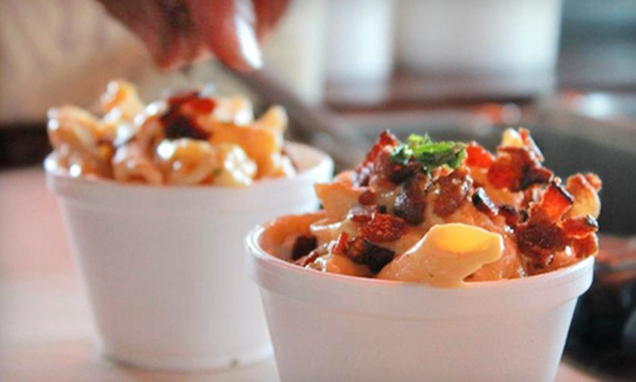 BBQ 220 - Cliff Haven: $10 for $20 Worth of Barbecue Fare at BBQ 220 in Costa Mesa