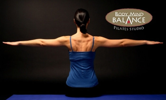 BodyMind Balance Pilates Studio - Indian Lake East: $60 for Seven Weeks of Beginner Pilates Classes at BodyMind Balance Pilates Studio ($131 Value)