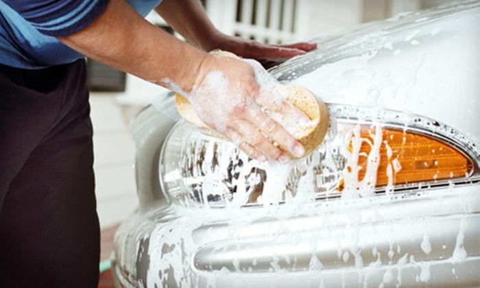 River City Car Wash - Mikon: Ultimate Car Wash or Complete Detail at River City Car Wash in West Sacramento (Half Off)
