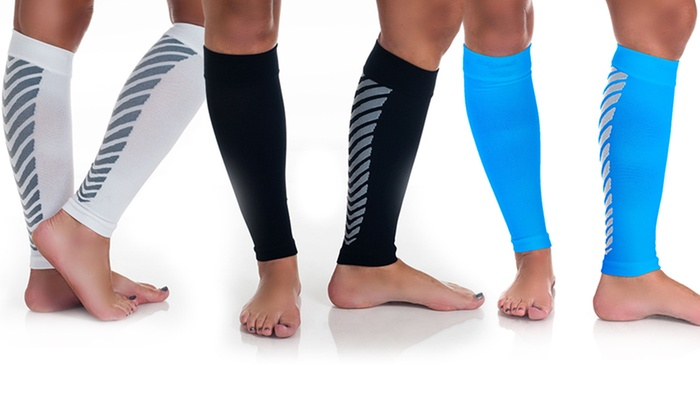 Pair of Calf Compression Sleeves by Remedy