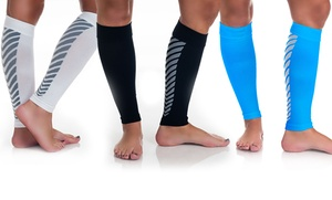Pair of Calf Compression Sleeves by Remedy at Pair of Calf Compression Sleeves by Remedy, plus 6.0% Cash Back from Ebates.