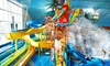 Fallsview Indoor Waterpark - Clifton Hill: C$34.95 for Water Park Admission for One and One Round of Mini-Putt at Fallsview Indoor Waterpark (C$60.87 Value)