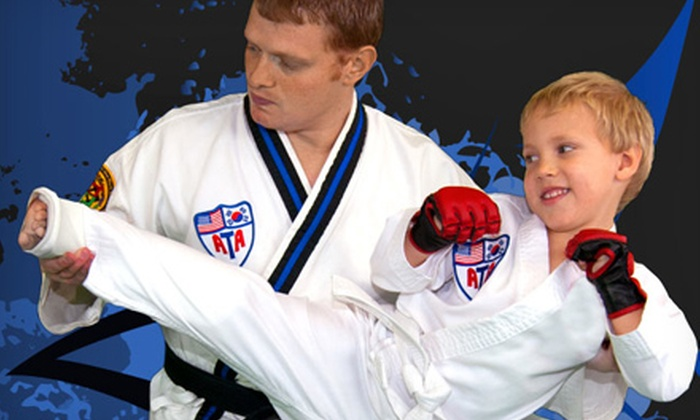 Sustaire's ATA Martial Arts - Multiple Locations: 10- or 16-Class Martial Arts Package at Sustaire's ATA Martial Arts (Up to 91% Off)