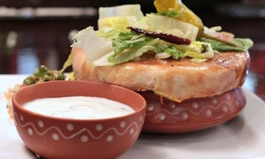 Amaya Indian Cuisine: Indian Cuisine for Two or Four at Amaya Indian Cuisine (Up to 36% Off)