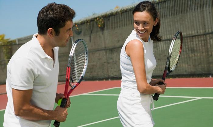 All Florida Tennis - Hollywood Hills: $80 for $125 Worth of Tennis — David Park Tennis Center