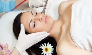 DEPIL-MED KRAKÓW: Kompleksowa pielęgnacja twarzy: mikrodermabrazja, mezoterapia, ampułka i więcej od 49 zł w Depil-Med
