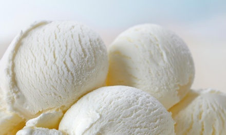 $3 for $6 Worth of Frozen Treats at Ritter's Frozen Custard in Mishawaka
