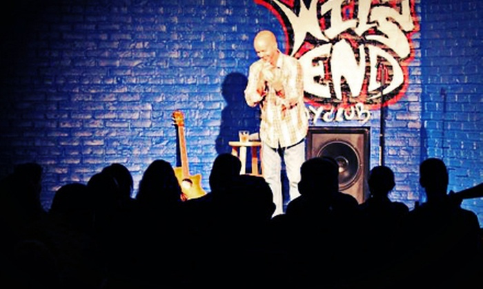 Wits End Comedy Club - Westminster: Standup Show for Two or Four at Wits End Comedy Club (Up to 69% Off)