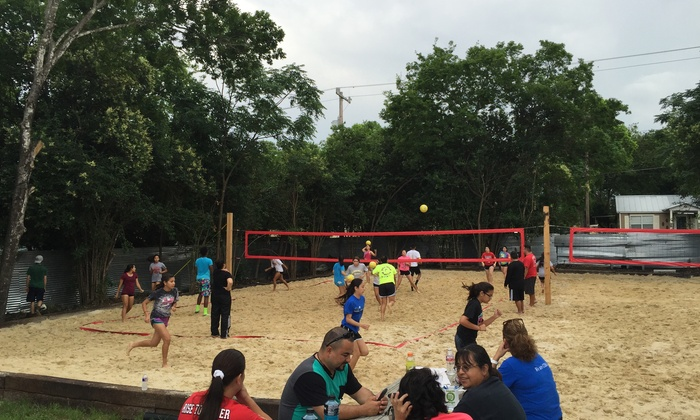 San Antonio Rebels Volleyball - Los Angeles Heights - Keystone: One Day of Sports Camp at San Antonio Rebels Volleyball (67% Off)