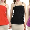 Women's Tube Top with Removable Straps