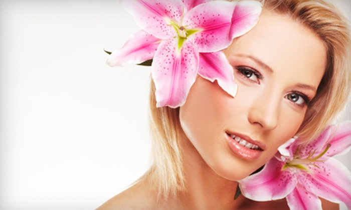 Bright Organic Facial Spa - Bright Organic Facial Spa: Polynesian Facial, Beautiful Back Therapy, or Tanning Package at Bright Organic Facial Spa in Canton (Up to 54% Off