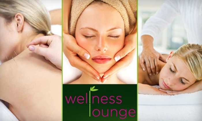 Wellness Lounge - DUMBO: $49 for Your Choice of One of Three Spa Services at the Wellness Lounge ($145 Value)