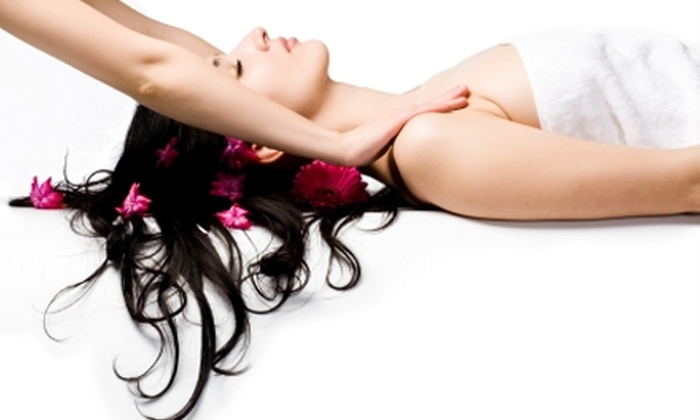 Vssage - Manlove: $37 for a One-Hour Massage at Vssage ($75 Value)